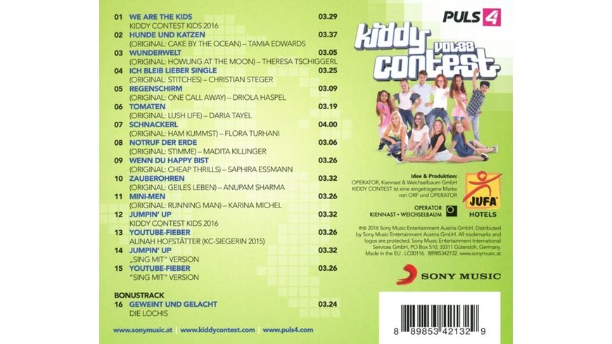 Kiddy Contest Vol 22