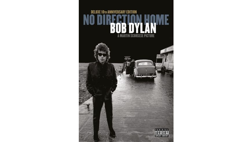 No Direction Home Bob Dylan 10th Anniversary Edt