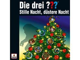 Adventskalender Stille Nacht duestere Nacht
