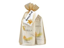 Bettina Barty Gold Vanilla Organza Geschenkset