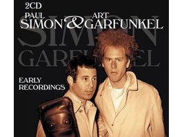 Paul Simon Art Garfunkel Early Recordings