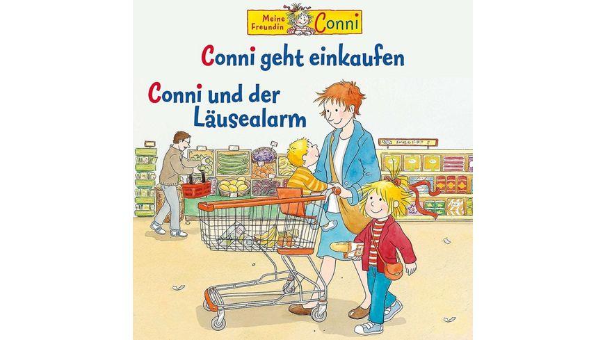 49 Conni Geht Einkaufen Conni Und Der Laeusealarm