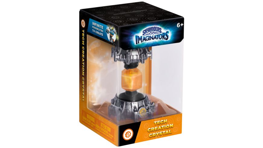 Skylanders Imaginators Kristall Technik