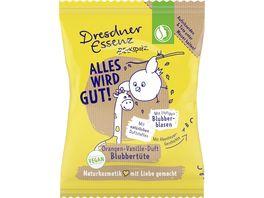 Dresdner Essenz Dreckspatz Blubbertuete Alles wird gut