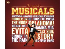 Very Best Musicals
