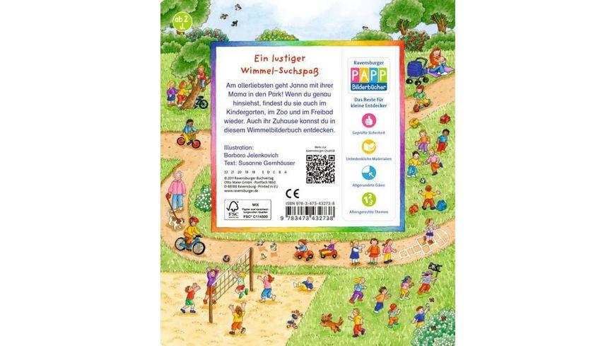 Ravensburger Bilderbuch Sachen suchen Meine Wimmelbilder