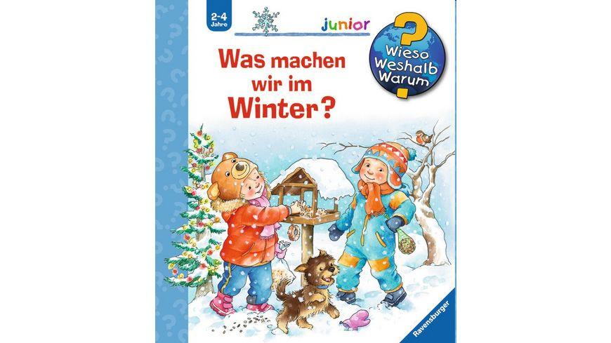 Ravensburger Wieso Weshalb Warum Was machen wir im Winter