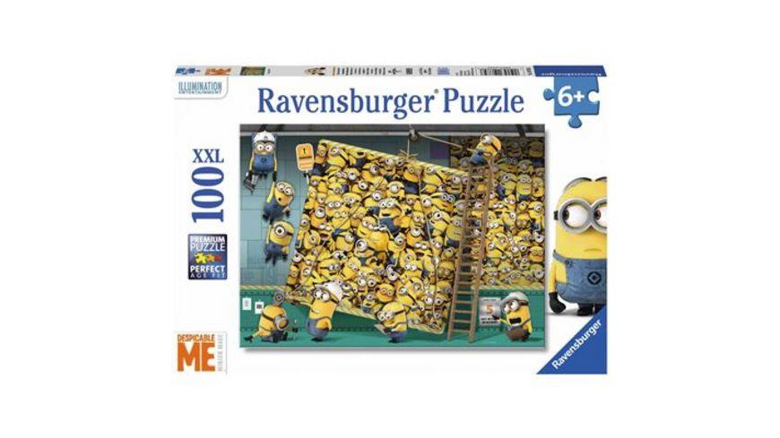 Ravensburger Puzzle Minions 100 Teile