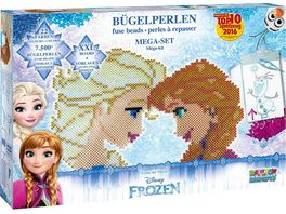 CRAZE Rainbow Beadys Mega Set Frozen