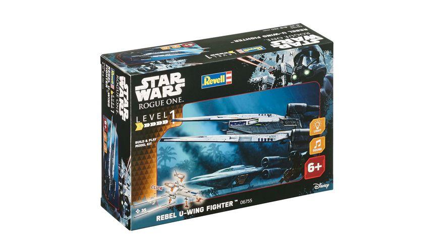 Revell 06755 Star Wars Rebel U wing Fighter