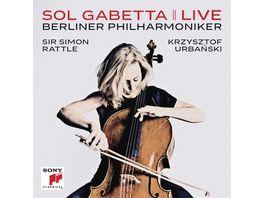 Live Cello Concertos