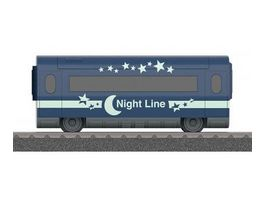 Maerklin 44115 my world Schlafwagen Night Line