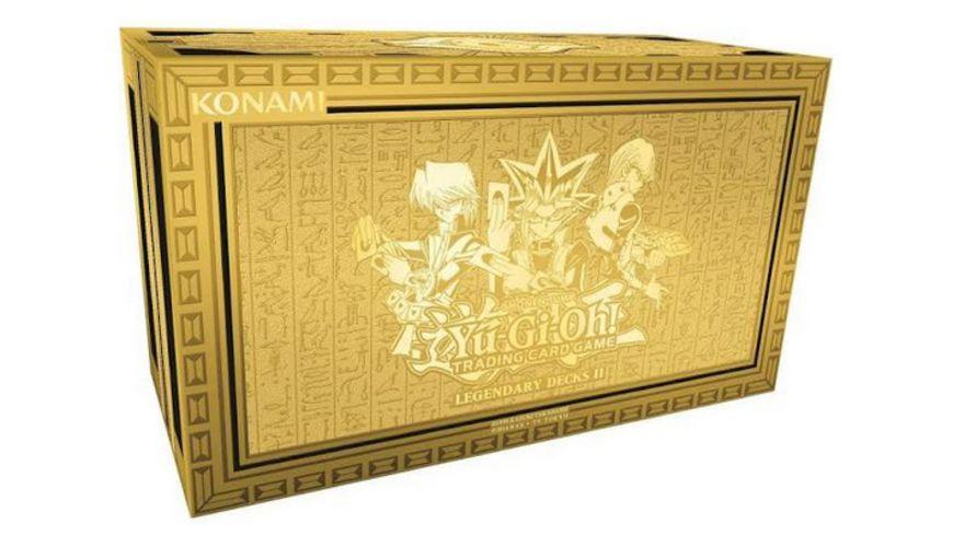Yu Gi Oh Sammelkartenspiel Legendary Decks II