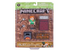 Jazwares Minecraft Survival Pack