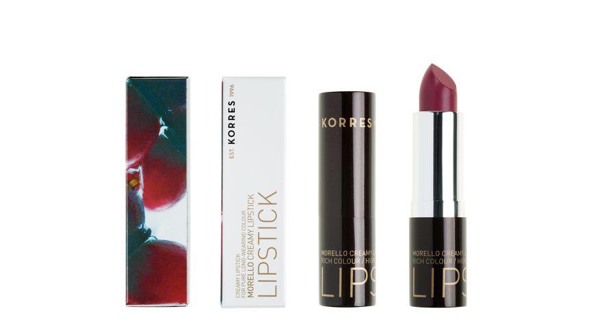 KORRES Morello Creamy Lipstick