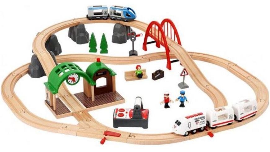 BRIO Bahn - RC Travel Set