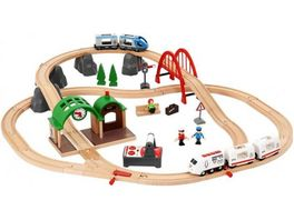 BRIO Bahn RC Travel Set