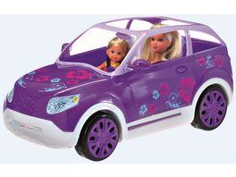 Simba Steffi Love Steffi im SUV