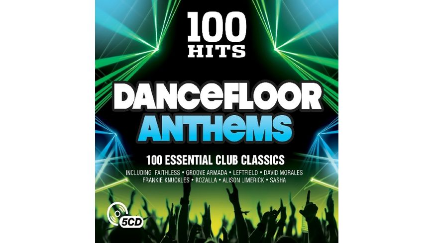 100 Hits Dancefloor Ant