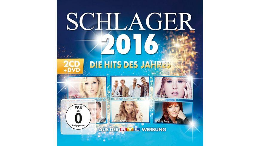 Schlager 2016 Die Hits Des Jahres