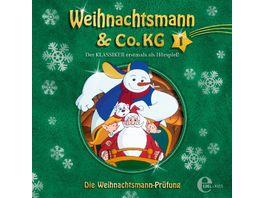 Weihnachtsmann Co KG Original HSP TV Die Weihnachtsmann Pruefung