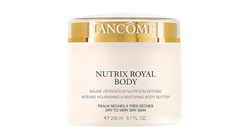 LANCOME Nutrix Royal Body Cream Koerperbalsam