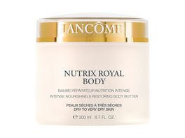 LANCOME Nutrix Royal Body Cream Koerperbalsam