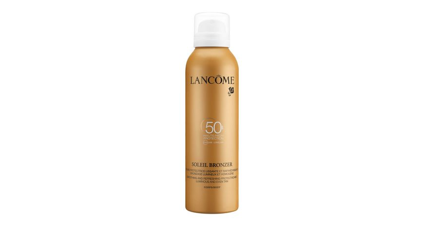 LANCOME Soleil Bronzer Dry Mist Corps LSF 50 Sonnencreme