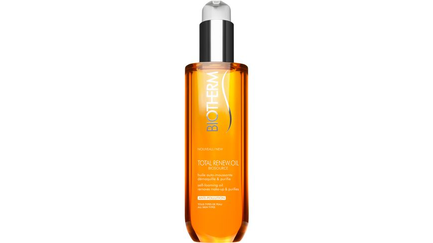 BIOTHERM Biosource Total Renew Oil Reinigungsoel