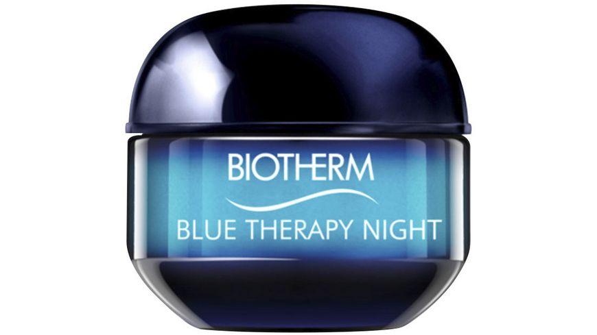 BIOTHERM Blue Therapy Nachtcreme