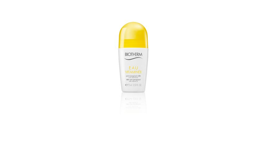 BIOTHERM Eau Vitaminee Deo Roll on