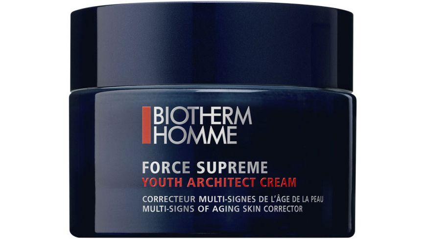 BIOTHERM HOMME Force Supreme Gesichtspflege