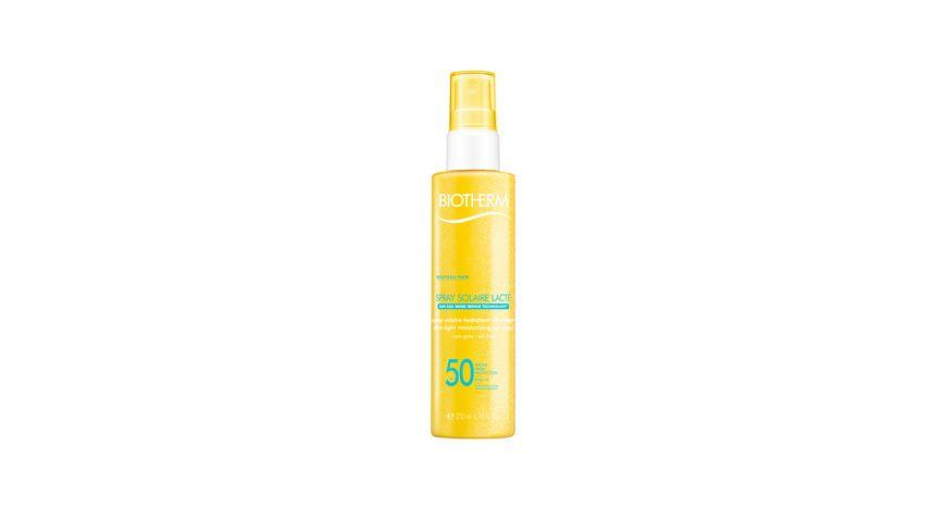 BIOTHERM Spray Solaire Lacte Sonnenspray LSF 50