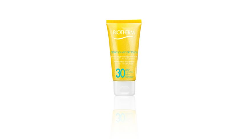 BIOTHERM Creme Solaire Dry Touch Sonnencreme LSF 30