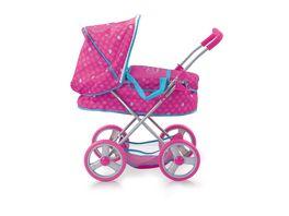 Hauck TOYS FOR KIDS Birdie Pink Puppenwagen Gini