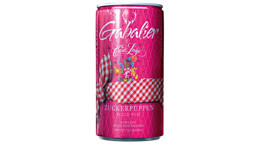 Gabalier by Casa Luigi Secco Rose Zuckerpuppen