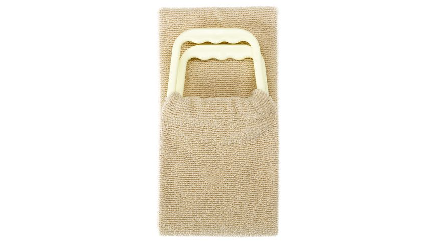 riffi Massagegurt sand beige