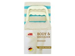 riffi Massagegurt Duo Fit Beige