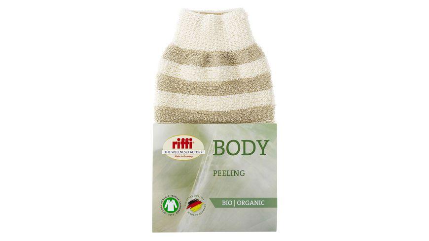 riffi Massage Handschuh OeKOe Cotton
