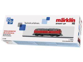 Maerklin 36218 Maerklin Start up Diesellokomotive BR 216