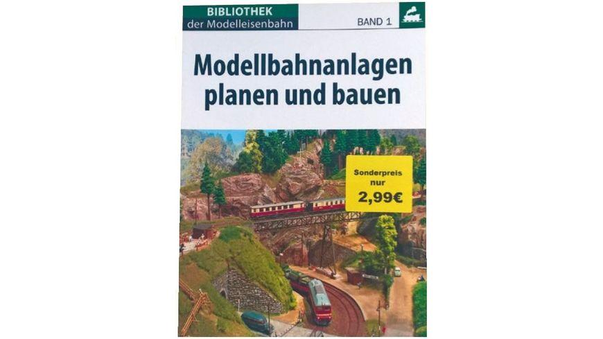 Burkart Modellbahnanlagen planen und bauen