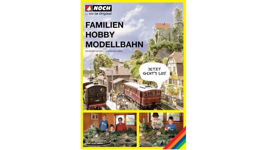 NOCH 71904 Ratgeber Familien Hobby Modellbahn