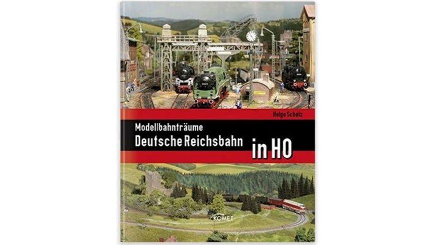 Komet Modellbahntraeume Deutsche Reichsbahn in HO