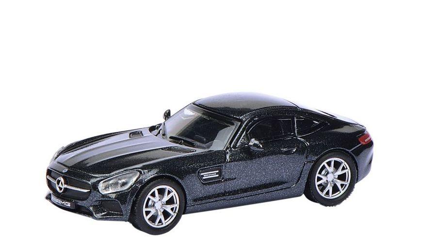 Schuco Edition 1 87 Mercedes AMG GT S schwarz