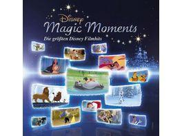 DISNEY MAGIC MOMENTS DIE GROeN DISNEY FILMHITS
