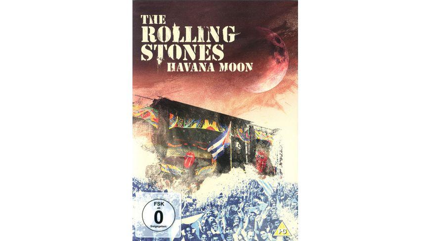 Havana Moon DVD