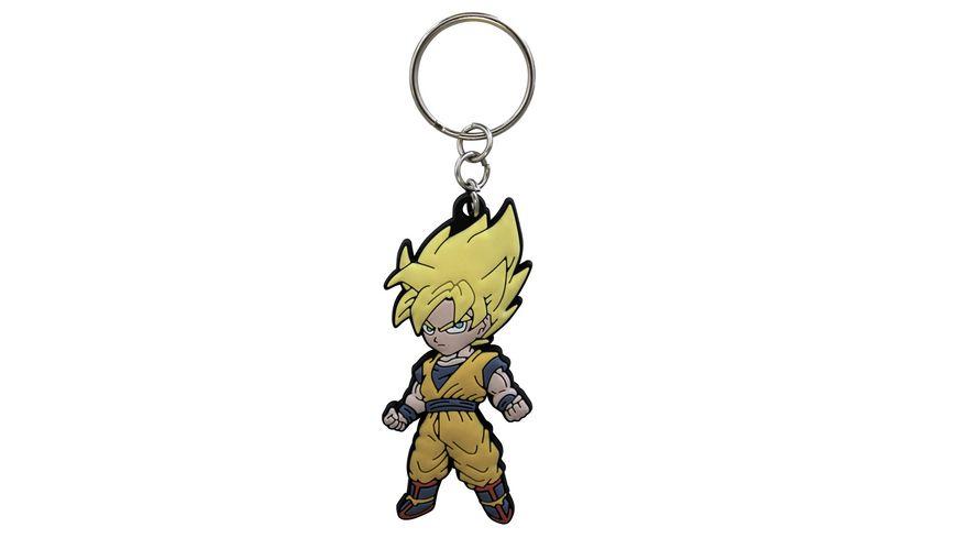 Dragon Ball Goku PVC Schluesselanhaenger