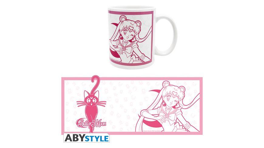 Sailor Moon Moon Luna Tasse 320 ml