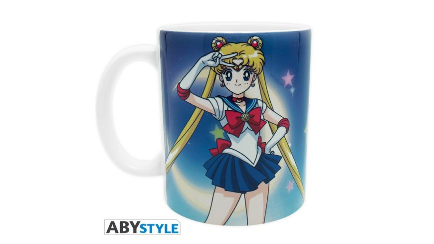 Sailor Moon Warriors Tasse 320 ml