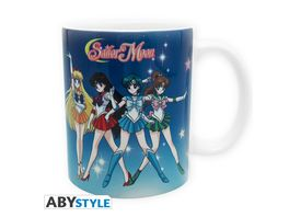Sailor Moon Warriors Tasse 320 ml